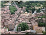 Bed and Breakfast Provence - Cotignac view
