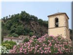 Bed and Breakfast Provence - Cotignac bell tower
